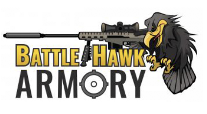 Black Hawk Armory Logo
